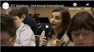 2nd annual international payment forum video clip ict solutions