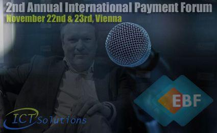 Introducing Gijs Boudewijn – 2nd Annual International Payment Forum
