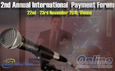 Introducing József Németh – 2nd International Payment Forum