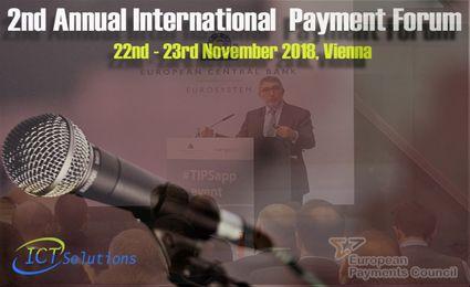 Introducing Javier Santamaría – 2nd Annual Payment Forum