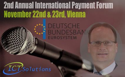 Introducing Matthias Schmudde – 2nd Annual International Payment Forum