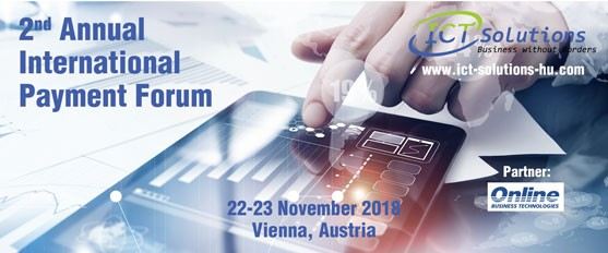 ict solutions - 2nd Anual international Payment Forum